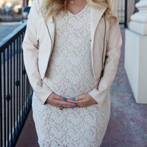 Jessica Simpson Maternity Dress NWOT